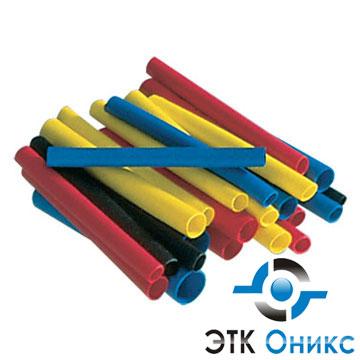 Трубка термоусаживаемая ТУТ 20/10 синяя (100м)